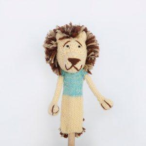 Finger Puppet: Lion (Shumba)