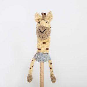 Finger Puppet: Giraffe (Twiza)