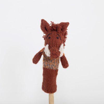 Finger Puppet: Warthog (Njiri)