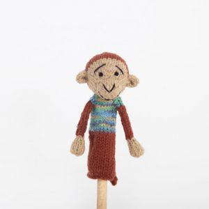 Finger Puppet: Monkey (Shoko)