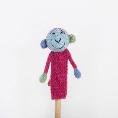 Finger Puppet: Ruvara Monkey (Shoko)