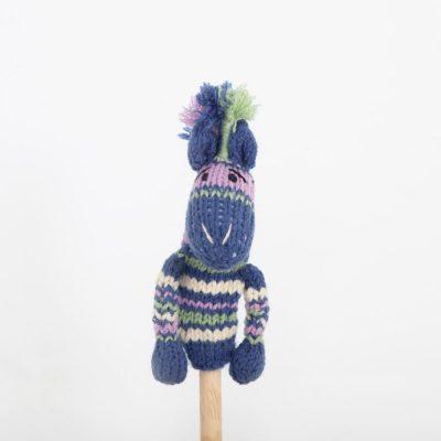 Finger Puppet: Ruvara Zebra (Mbizi)