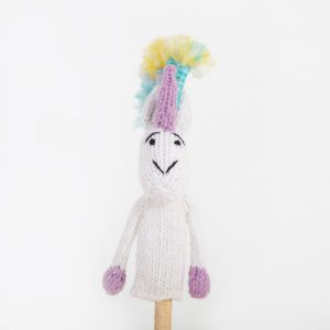 Finger Puppet: Unicorn