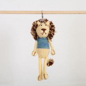 Key Ring: Lion (Shumba)