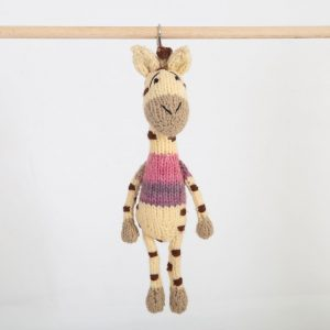 Key Ring: Giraffe (Twiza)