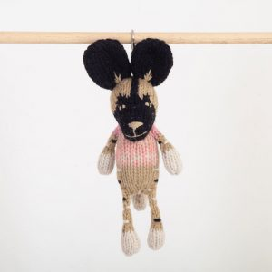 Key Ring: Wild Dog (Mhuhmi)