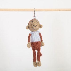 Key Ring: Monkey (Shoko)