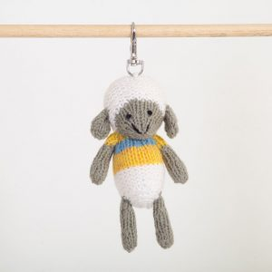 Key Ring: Sheep (Hwai)