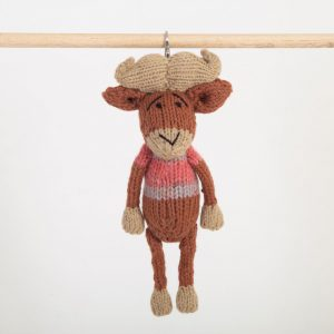 Key Ring: Buffalo (Nyati)