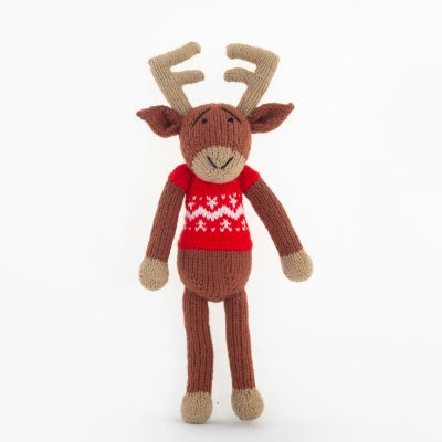Original: Reindeer (Red)