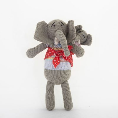 Mama & Baby: Elephant (Nzou)