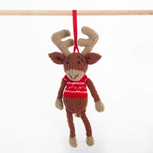 Christmas: Reindeer (Red)