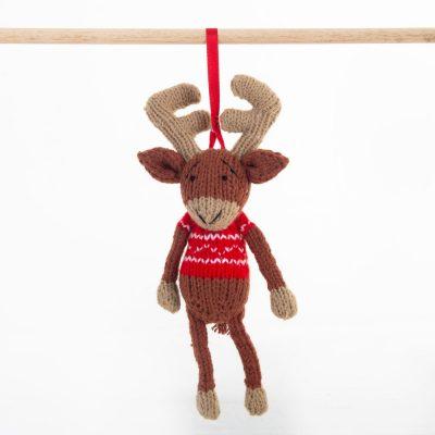 Christmas: Reindeer (Red)