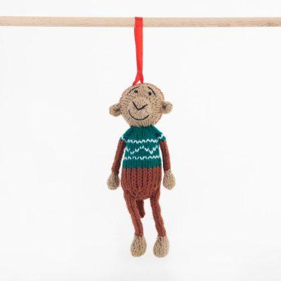 Christmas: Monkey (Shoko) – Green