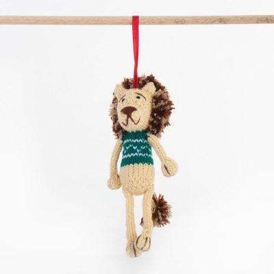 Christmas: Lion (Shumba) – Green