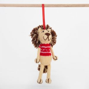 Christmas: Lion (Shumba) – Red