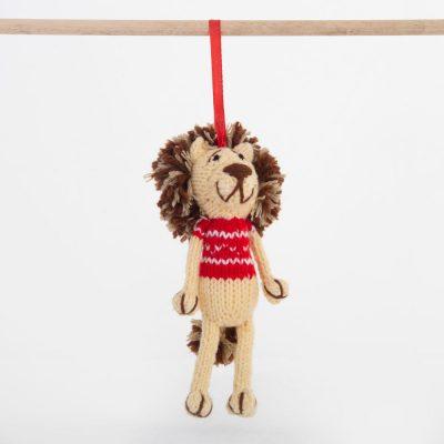 Christmas: Lion (Shumba) – Red