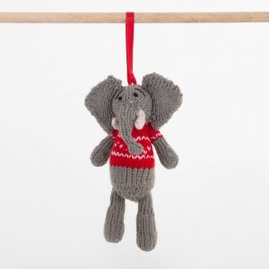 Christmas: Elephant (Nzou) – Red