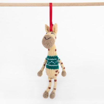 Christmas: Giraffe (Twiza) – Green