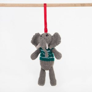 Christmas: Elephant (Nzou) – Green