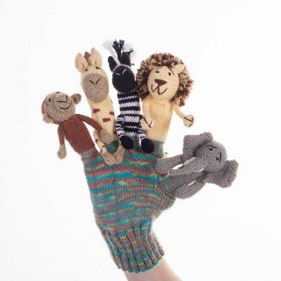 Finger Puppet Glove