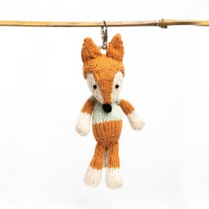 Key Ring: Fox
