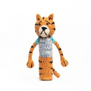 Finger Puppet: Tiger